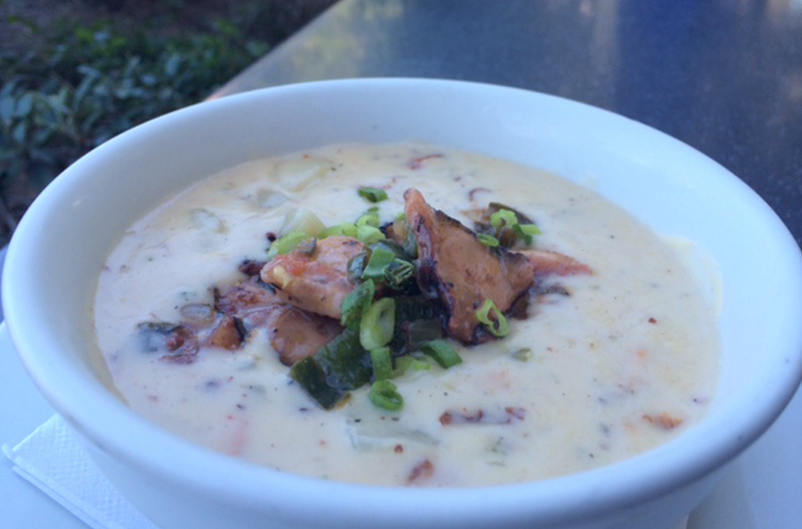 Seafood Chowder Recipe